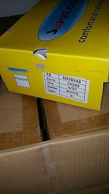 Ladies & Men catering safety  Shoes Wholesale Joblot 300 Pairs Brand New Job Lot