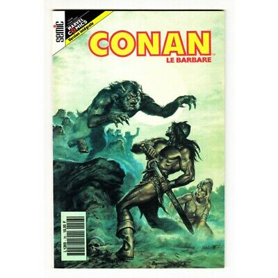 Conan (Semic) N° 26 - Comics Marvel