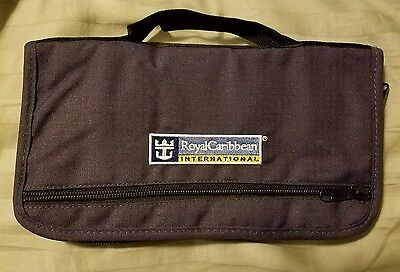 NWOT Royal Carribean Travel Wallet **RARE**