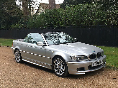 Bmw E46 325 Ci M Sport Convertible Look,soound And Drive Beautifully