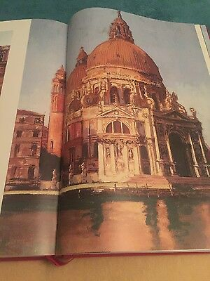 Stunning And Beautifully Illustrated Book  History Of Art Paintings In Venice