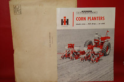original McCORMICK INTERNATIONAL ADVERTISING dealer agriculture BROCHURE tractor