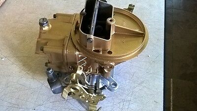HOLLEY 2300 #4412 model 2 V rebuilt carburetor 500 CFM with