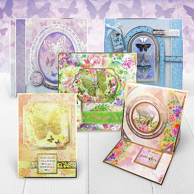 Hunkydory - Card making MEGA Kit - PICK OF WEEK - BUTTERFLIES DELIGHTS + GIFT 1