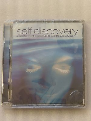 M&S Self Discovery Meditation & Unwind Audio CD Stress Control Self Relaxation