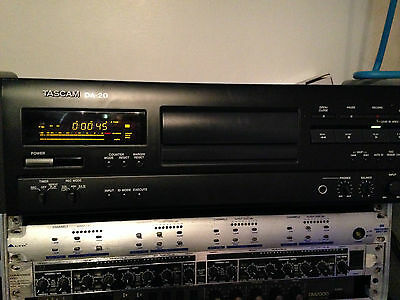 Tascam Da20 Dat Recorder/player - Great Condition