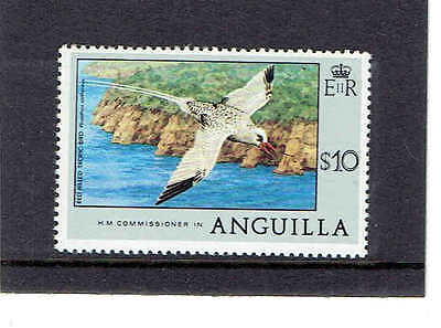 Anguilla 1977, SG289. $10, Red-Billed Tropic Bird.  UnMounted Mint.