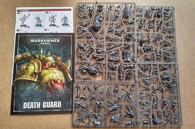 Chaos Death Guard Army & Codex Warhammer 40K 8th Edition Dark Imperium