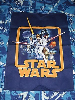 Star Wars--A NEW HOPE---Tischdecke Stoff---NEU---NEW !!!!