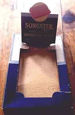 c1950s Songster Phonograph / Gramophone Needle Display Holder