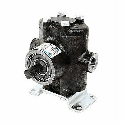 Hypro 5330C-CX Small Twin Piston Pump - Solid Shaft