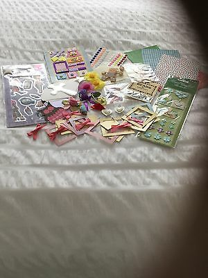 Card Making Scrapbooking Clear Out