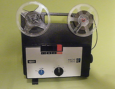 Filmprojektor MEOS-DUO Normal 8 & Super 8