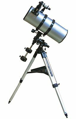 "Orbinar 203/800 EQ4 8"" Reflector Telescope incl. high-quality accessories"