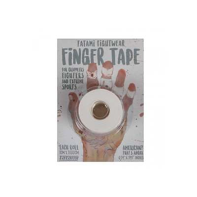 Tatami BJJ Grapplers Finger Tape - 4 Roll Pack