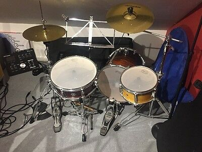 Roland TD-25 Sound Module With Electric Drum Kit
