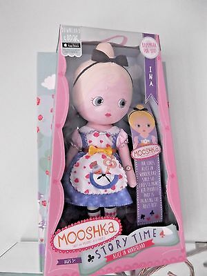 Mooshka Story Time Doll Alice in Wonderland Katia