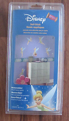 Disney Imperial Self-Stick Room Appliques Tinker Bell **NEW**