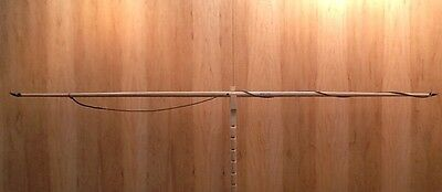 """Bamboo Backed Tri-Lam English Longbow 80#@28"""" 95#@32"""" 72"""" Overall"""