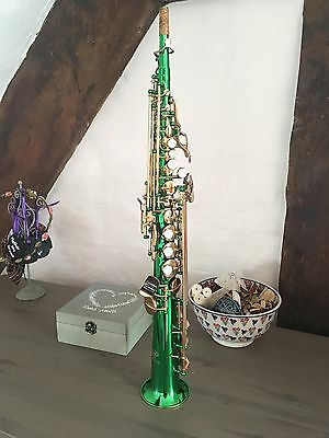 Elkhart 300 series Soprano Saxophone - Great Condition