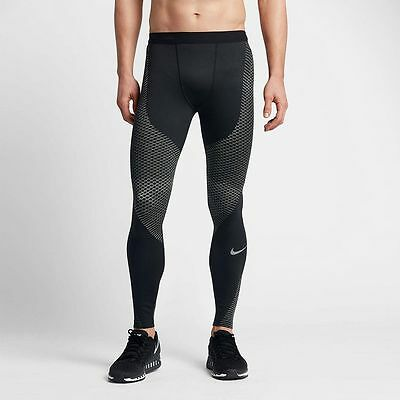 833180-014 New With Tag Men Nike Zonal Strength Tights pant $150