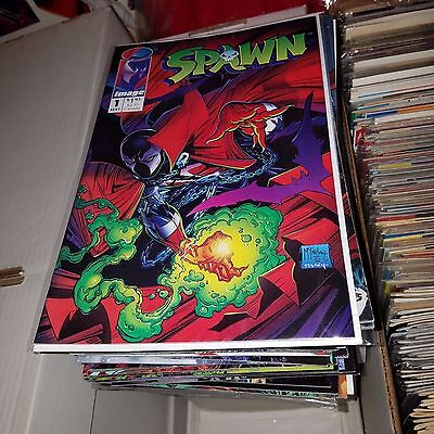 Spawn (Image) Lot - Near Complete Run of Issue #s 1-68, Todd McFarlane