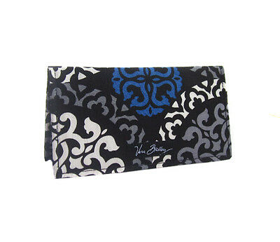 *New with tags*Vera Bradley Checkbook Cover in Canterberry Cobalt