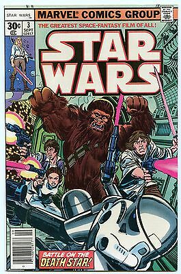Star Wars 3 Sep 1977 VF-NM (9.0)