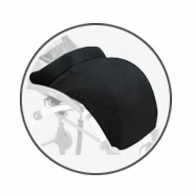 Baby stroller Warm foot cover podotheca black foot set stroller Accessories