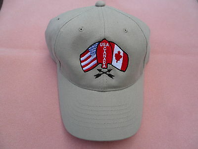 First Special Service Force Logo Ball Cap w/Name Behind Cap Back