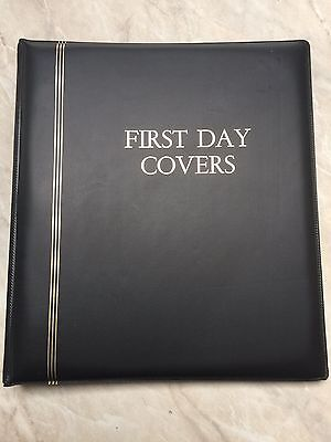 First Day Cover Album Cumberland 18 Double Sided Pages