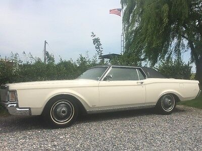 1971 Lincoln Mark Series  1971 lincoln mark iii continental vintage ford antique beautiful NICE LOOK WOW