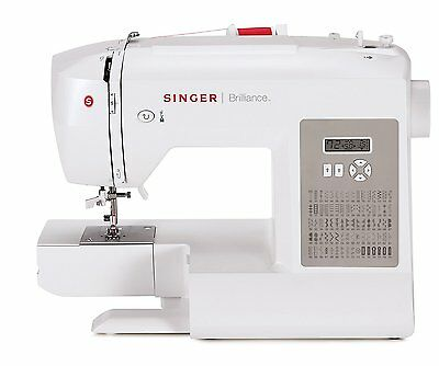 Singer 6180 Brilliance Factory Serviced Sewing Machine