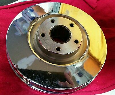 Brake drum for vintage Harley-Davidson