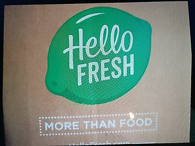 Hello Fresh Hellofresh - Making Home Cooking Easy - £25 Off Your 1St Order