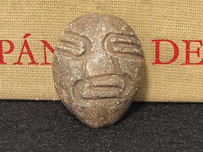 Pre Columbian, Mezcala Bead/Pend. Late Formative/Early Classic 300 B.C. 600 A.D.