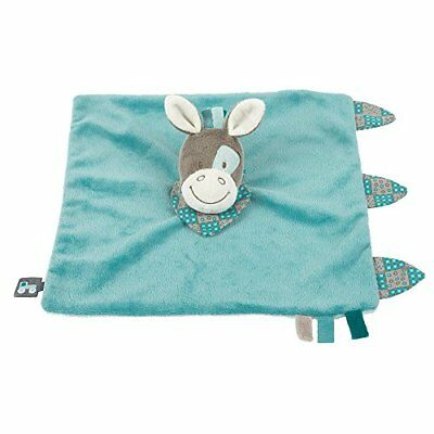 Nattou Gaston and Cyril 531139 Comfort Blanket with Horse