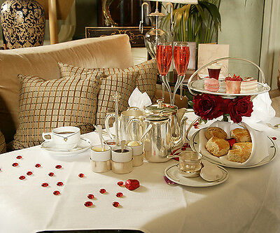 Champagne Afternoon Tea for Two - Park Lane Hotel, London - valid 9+ months