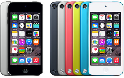 Apple iPod Touch 5th Generation 16GB Warranty + EarPods + Cable (A1421)