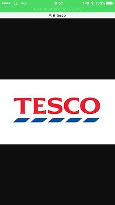 Tesco Club card Vouchers Exchange £320