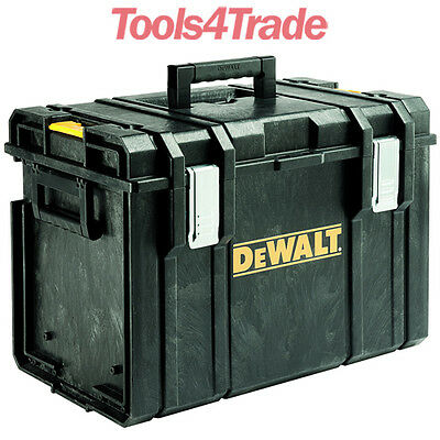 DeWalt 1-70-323 170323 DS400 Tough System Tool Storage Box + Without Tray New