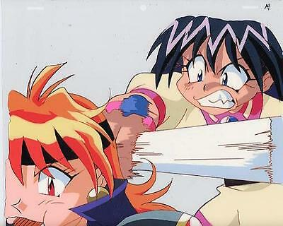 Anime Cel Slayers #135