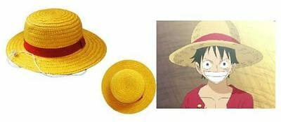 One Piece Luffy Cappello di paglia Rubber One Piece Hat Cappello