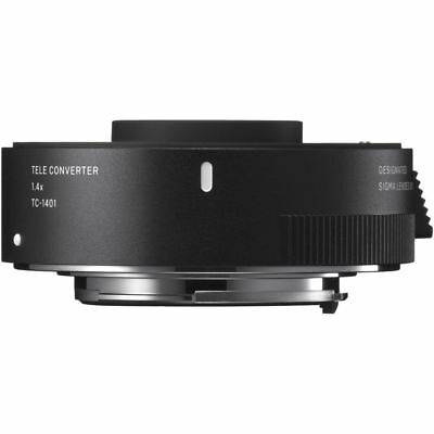 Sigma TC-1401 1.4x Teleconverter for Nikon F Stock in EU garant