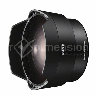 Sony SEL057 fish eye Converter Lens for FE 28mm F/2 (SEL280) Stock in EU Nouveau