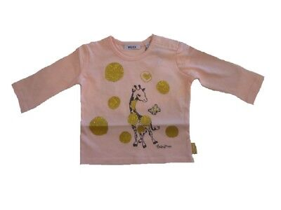 MEXX Girls Baby Long Sleeve Shirt Dubarry sz. 50/56 - 68
