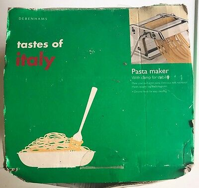Marcato Ampia 150 Pasta Machine - Boxed - Made in Italy - 5/2
