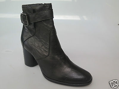 Clearance - Top End - new ladies leather ankle boot size 37 #96
