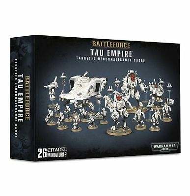 Battleforce : Tau Empire  - Warhammer 40K - Games Workshop - In Stock