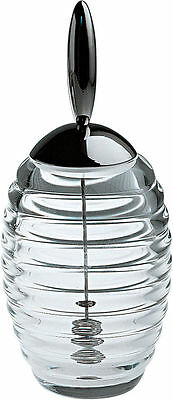 Alessi Honey Pot with dipper, TW01, Brand new in box, RRP £85.00